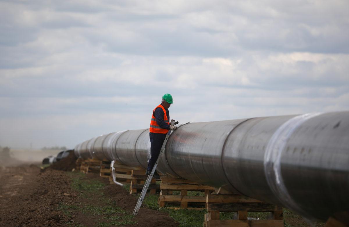 Gazprom do të rezervojë të gjitha kapacitetet në pjesën e ...